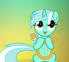 Mlp Lyra Heartstrings by 2014party