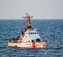 Coast Guard Cutter  by TKPhotos