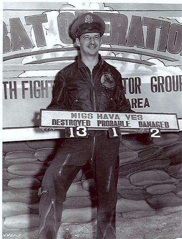Capt. Manuel Fernandez Jet Ace by dummy