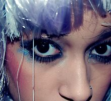 selfportrait by Charlistar