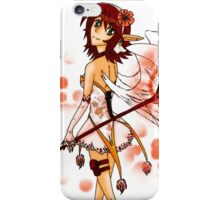 Elf Angel iPhone Case/Skin