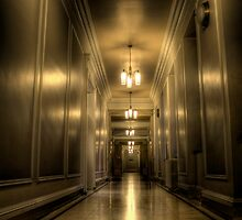 The Corridor by Dave Warren