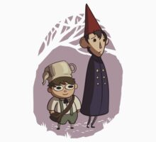 Over the Garden Wall - Wirt and Greg 1 by TnJB-art