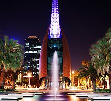 Perth Bell Tower by Damo Nguyen