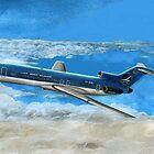 Lloyd Aereo Boliviano Boeing 727-200 by Hernan W. Anibarro