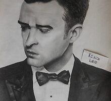 Justin Timberlake by King Leo
