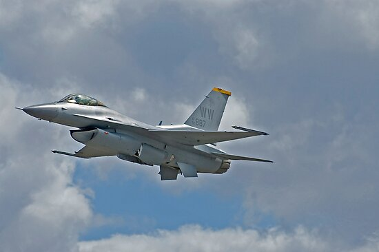 F-16 by Nathan T