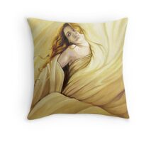 She's Air Throw Pillow