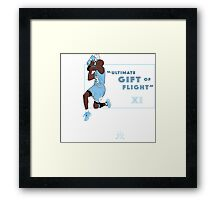 "Ultimate Gift Of Flight ""Pantone"" XI Framed Print"