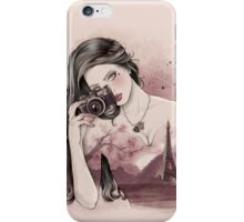 Paris Inside iPhone Case/Skin