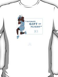 "Ultimate Gift Of Flight ""Pantone"" XI T-Shirt"