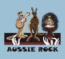 Aussie Rock by goanna