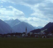 A Tirolean Valley by bertspix