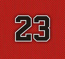 MJ 23 by Dujashin
