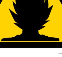 Attention! Evolution in progress - Super Saiyan Tshirt Sticker