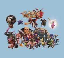 Clash of Clan - Assemble by DelKarpan
