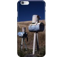 """""""War Of The Worlds"""" ? Letterboxes, Queensland iPhone Case/Skin"""