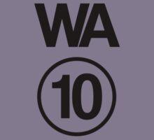 Washington 10 Kids Clothes