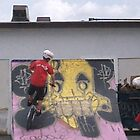 BMX Ramps & Local Band Day @ Atomic Bikes, La Mirada, CA - Rider AJ Hedger, (510 Views9-3-2011) by leih2008