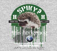 hedgehog spikey T-Shirt
