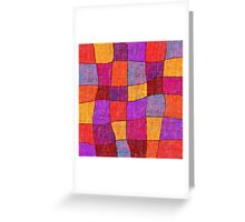 1343 Abstract Thought Greeting Card