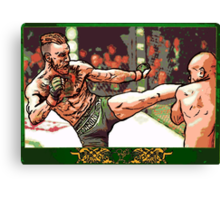 The Notorious King Conor Canvas Print