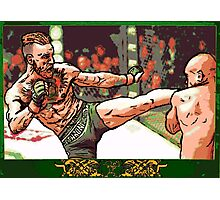 The Notorious King Conor Photographic Print
