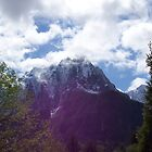 Brooding Mountain by Calysar