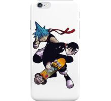 Soul Eater - Black Star & Death The Kid iPhone Case/Skin