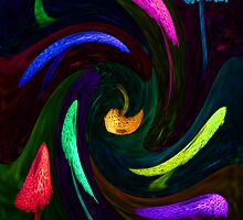 Psychedelics by Guy Morton