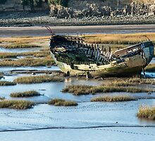 Beached and Abandoned by Nick Jenkins