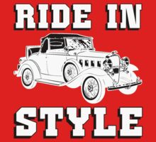 RIDE IN STYLE-2 by IMPACTEES