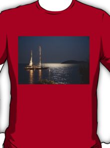 Full Moon @ Skiathos Island T-Shirt
