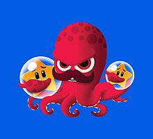 "Bubble Heroes - Boris the Octopus ""Starfish"" Edition by Fat Fish Games"