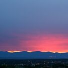sky, 4th of july in santa fe by visualsense