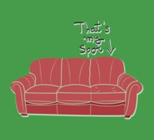 That's my spot! Kids Clothes