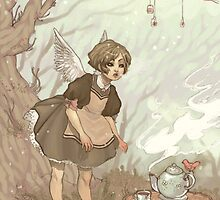 The Teapot in the Forest  by Chelsea Greene Lewyta