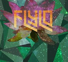 Flying Lotus Flower by BearSquatchEX
