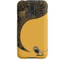 Heart of a Lion Samsung Galaxy Case/Skin