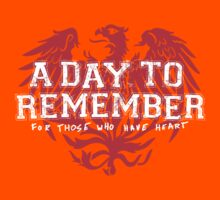 A Day To Remember - For Those Who Have Heart II Kids Clothes
