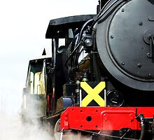 Steaming Up by JimFilmer