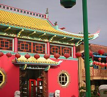 Oriental by lesange