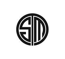 Team SoloMid (Black on White) by ferixsen