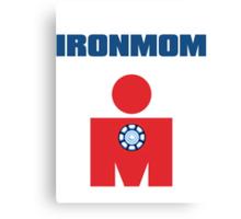 Ironmom Canvas Print