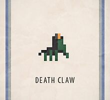Pixel RPG - Death Claw by Andrew Choo