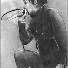 Ian Watkins - Lostprophets by teelecki