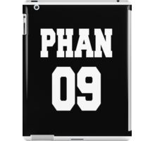 Phan 09 iPad Case/Skin