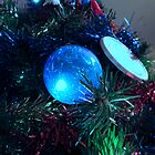 Christmas in Blue by kathrynsgallery