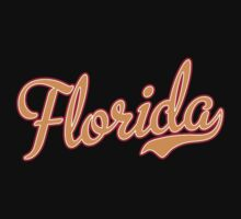 Florida Script  Gold  by USAswagg