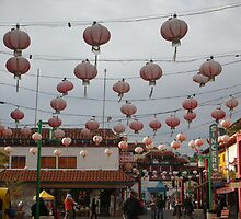 Lanterns by lesange